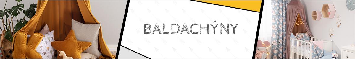 Baldachimy Yellow Tipi